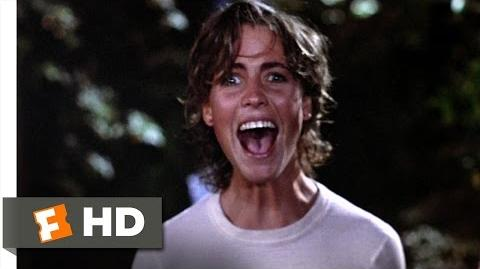 Friday the 13th Part 2 (4 9) Movie CLIP - Left Hanging (1981) HD