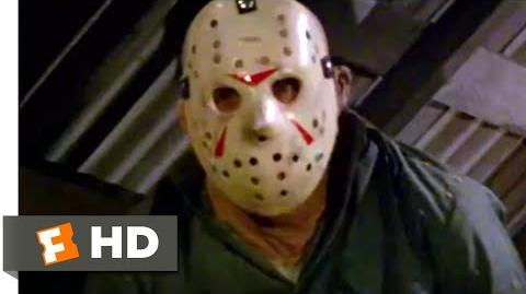 Friday the 13th Part 3 - Hanging Jason Scene (8 10) Movieclips