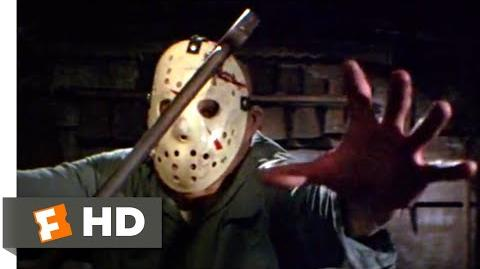 Friday the 13th Part 3 - Axing Jason Scene (9 10) Movieclips