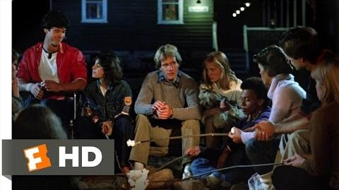 Friday the 13th Part 2 (2 9) Movie CLIP - Jason's Out There (1981) HD