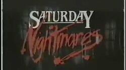 """Friday the 13th"" 1986 Saturday Nightmares Intro (Parental Discretion Advised)"