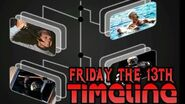 Friday the 13th Timeline
