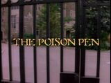The Poison Pen title card