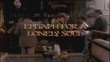 Epitaph for a Lonely Soul title card