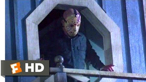 Friday the 13th The Final Chapter (1984) - Out the Window Scene (8 10) Movieclips