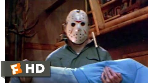 Friday the 13th Part 3 - Power Outage Killing Spree Scene (5 10) Movieclips