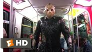 Friday the 13th Jason Takes Manhattan (1989) - Subway Chase Scene (8 10) Movieclips