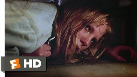 Friday the 13th Part 2 (8 9) Movie CLIP - Hiding Under the Bed (1981) HD