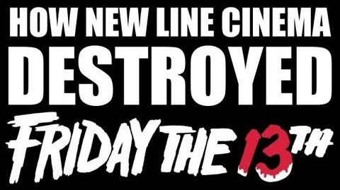 (Documentary) How New Line Cinema Destroyed the Friday the 13th Franchise