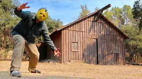 Friday The 13th Part 3 - The Filming Locations Higgins Haven & Birth Of The Hockey Mask