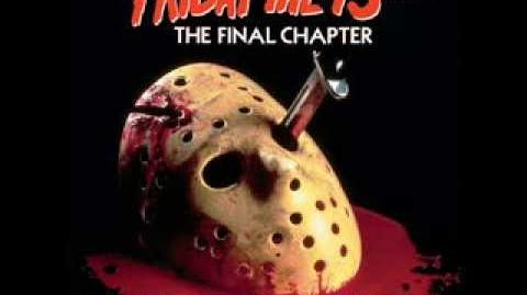 Friday The 13th The Final Chapter - Soundtrack - Harry Manfredini