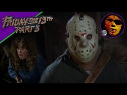 """Dr. Wolfula - """"Friday the 13th Part III"""" Review"""