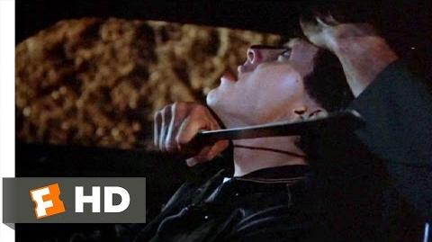 Friday the 13th 5 (3 9) Movie CLIP - Eat My Flare (1985) HD