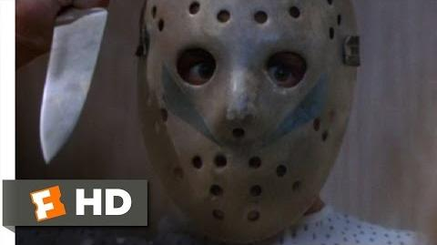 Friday the 13th 5 (9 9) Movie CLIP - He's Back (1985) HD