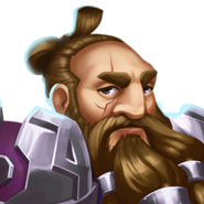 Thargor Portrait