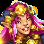 Illyria Portrait
