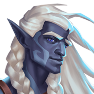 Kyron Portrait