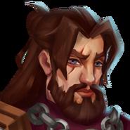 Meraldon Portrait