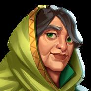 Magda Portrait