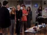 The One With Chandler's Work Laugh