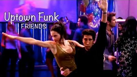 FRIENDS - Uptown Funk