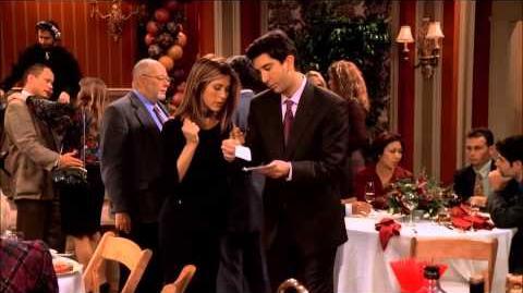 Friends - HD - Ross & Rachel's Fake Marriage-0