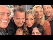 """Friends- The Reunion"" Digital Red Carpet"