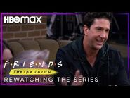 Friends- The Reunion - Rewatching the Series - HBO Max