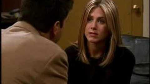 Rachel tells Ross