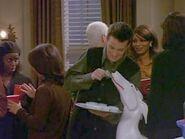 Chandler Feeds Pat a Jell-O shot