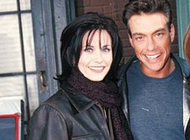 Monica and Jean Claude