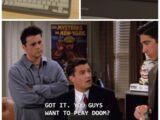 Chandler's laptop