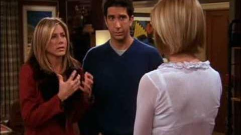 Ross Gets Yelled At