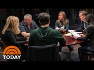 'Friends' Reunion- An Inside Look