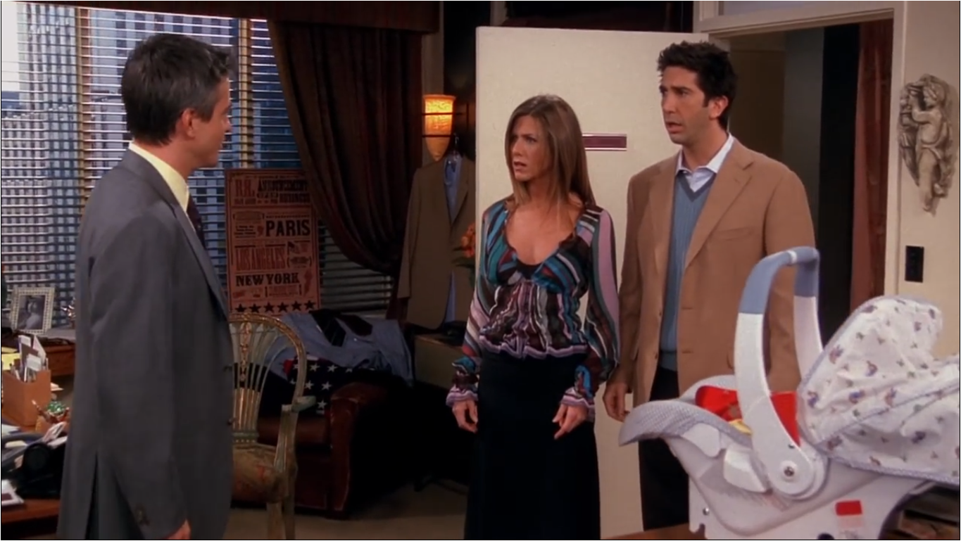 The One Where Rachel Goes Back To Work