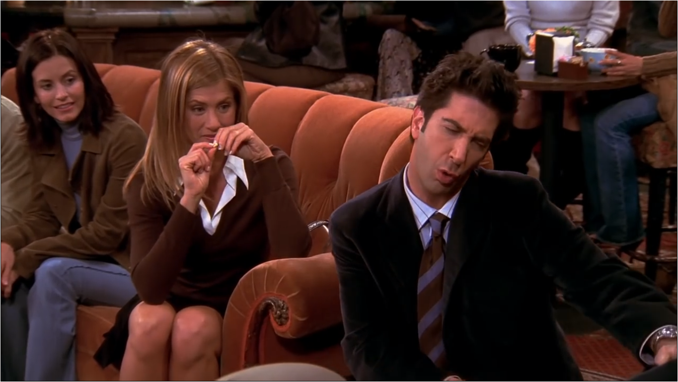 The One Where Rachel's Sister Baby-Sits