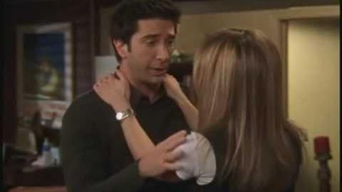 Ross and Rachel - End Scene