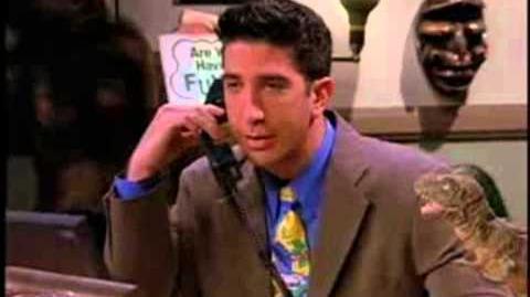 Best of Ross in Friends Season 3