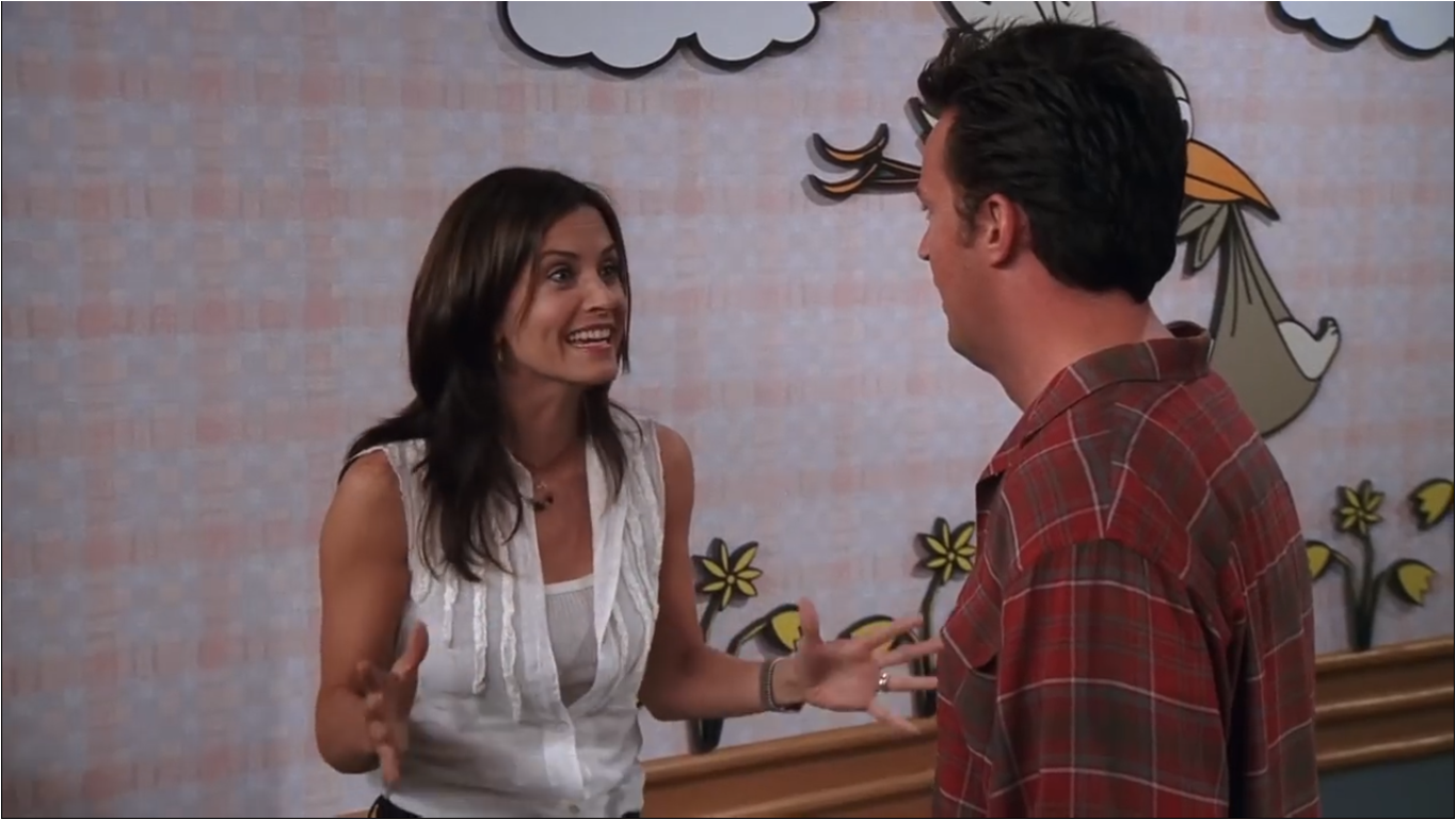 The One Where Rachel Has A Baby, Part 1