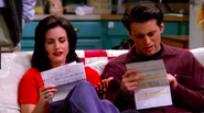 Monica and Joey