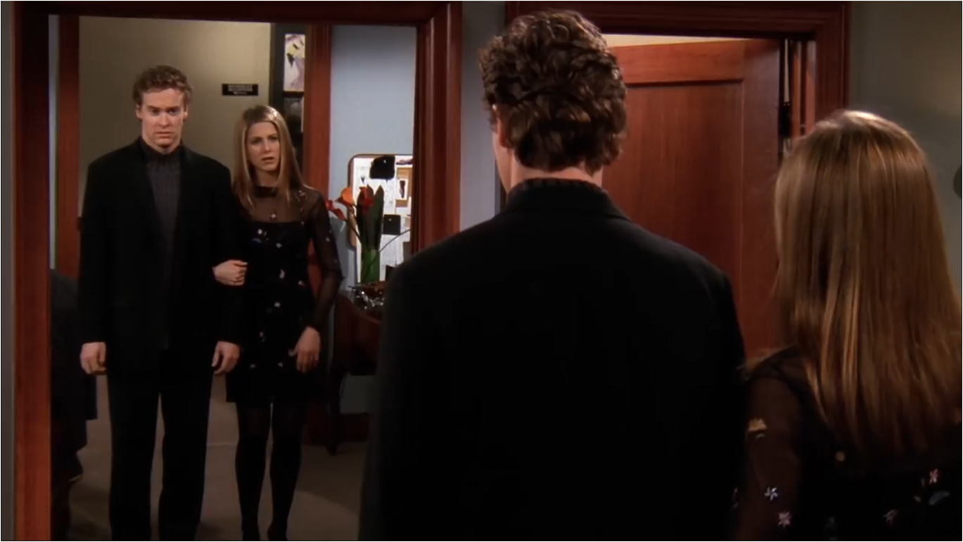 The One With Rachel's Crush