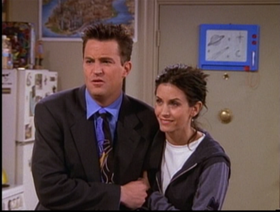 Monica and Chandler-5x09