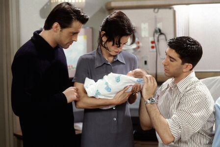 The One With the Birth
