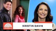 Kristin Davis Was So Nervous Guesting On 'Friends' As Joey's Love Interest TODAY Originals