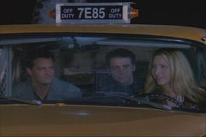 The One With Phoebes Dad