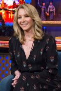 Lisa Kudrow reveals a 'Friends' guest star told her, 'Now you're f—able'