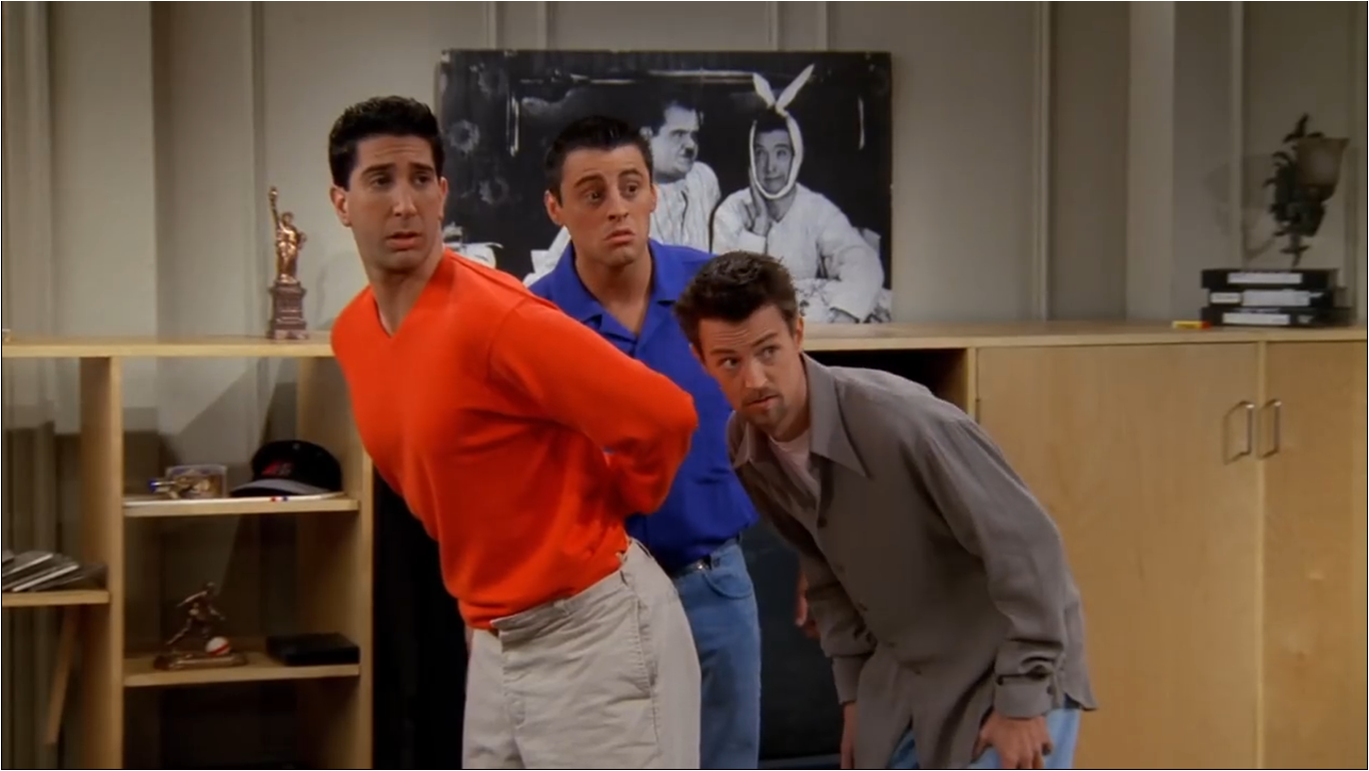 The One With Ross' Thing