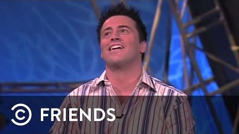 """Joey on the """"Pyramid"""" Game Show Friends"""