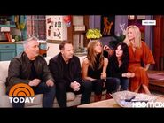 See An Exclusive Clip From The 'Friends' Reunion