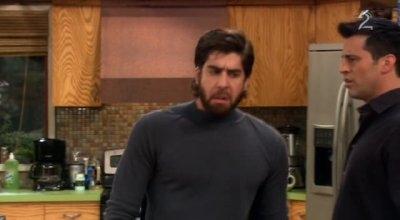 Joey and the Beard